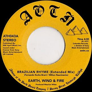 Brazilian Rhyme (Extended Mix)/My Love