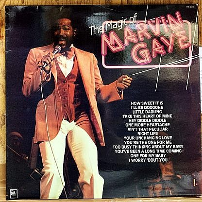 The Magic Of Marvin Gaye