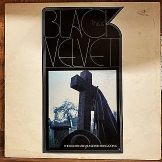 This Is Black Velvet