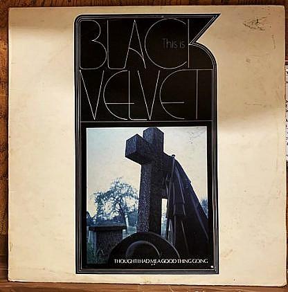 This Is Black Velvet