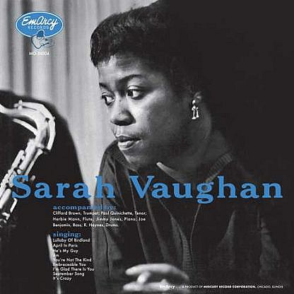 Sarah Vaughan And Clifford Brown (180Gm Analogue Acoustic Sound Series)
