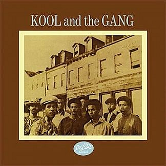Kool & The Gang (Kool Aid coloured yellow vinyl)