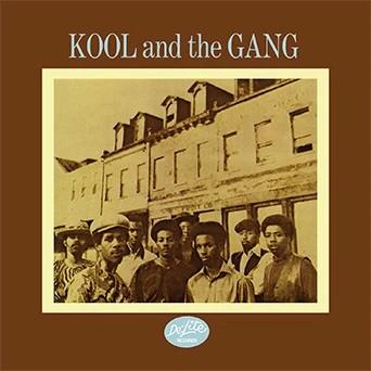 Kool & The Gang (Kool Aid coloured yellow vinyl)