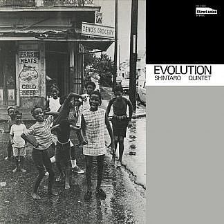 Evolution (Pre-order:Due 22nd January 2021)