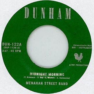 Midnight Morning B/W Stepping (Pre-order:Due 22nd January 2021)