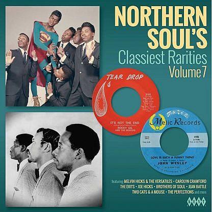 Northern Soul'S Classiest Rarities Volume 7 (Pre-order: Due 26th Feb 2021)