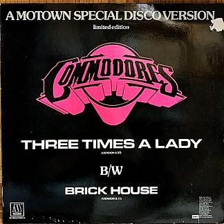 3 Times A Lady/Brick House
