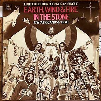 In The Stone/Africano/Biyo