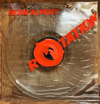 Rotation (Clear Vinyl)