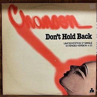 Don'T Hold Back (Red Vinyl)
