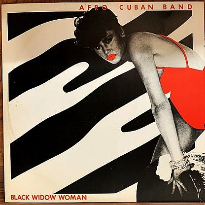 Black Widow Woman