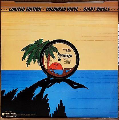Boogie Man/Walk Tall (Red Vinyl)