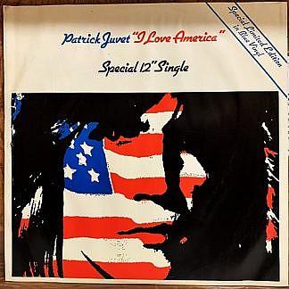 I Love America (Blue Vinyl)