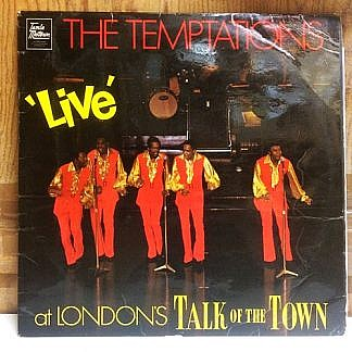Live At London'S Talk Of The Town