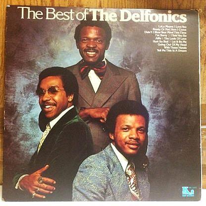 Best Of The Delfonics