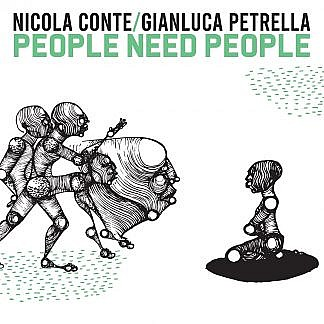 People Need People (Pre-order: Due 5th March 2021)