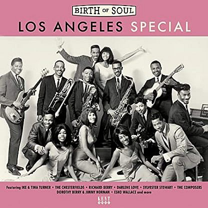 Birth Of Soul -Los Angeles Special