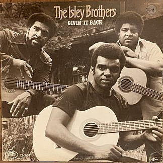 Tamla Motown Presents The Isley Brothers