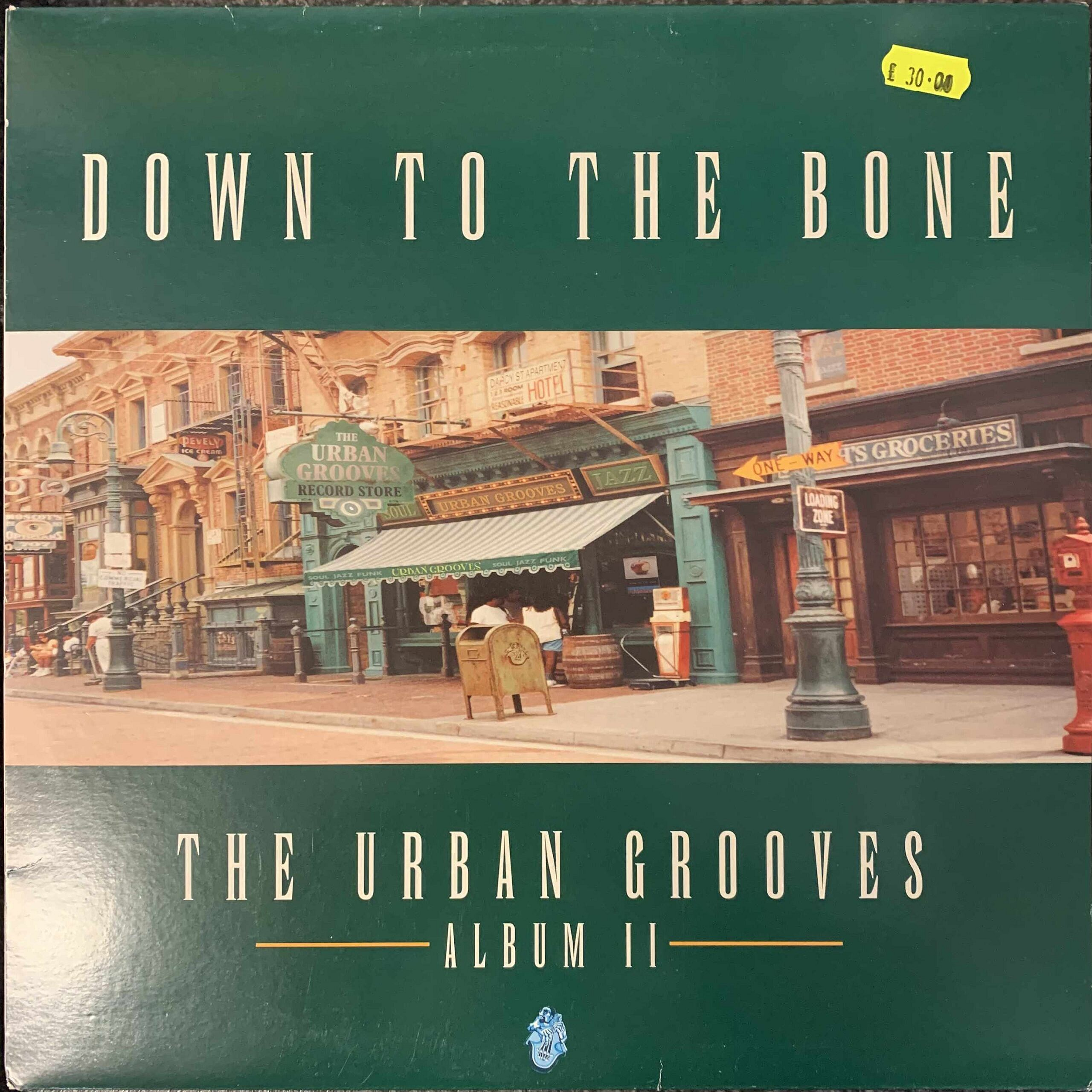 The Urban Grooves - Album 11