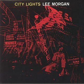 City Lights (Clear Vinyl)