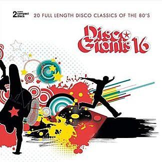 Disco Giants Vol 16 (pre-order 9th April 2021)