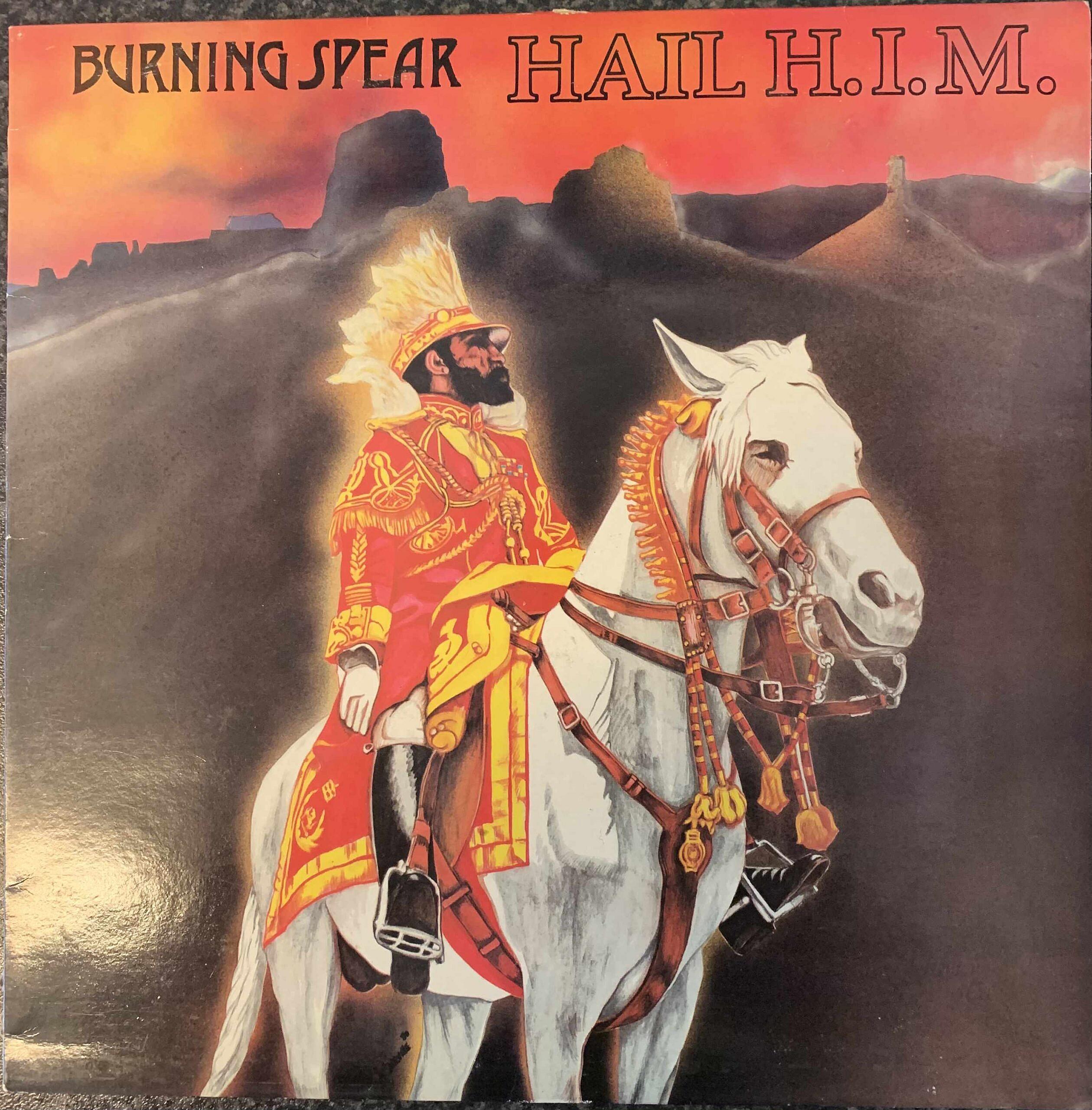 Burning Spear Reggae Greats