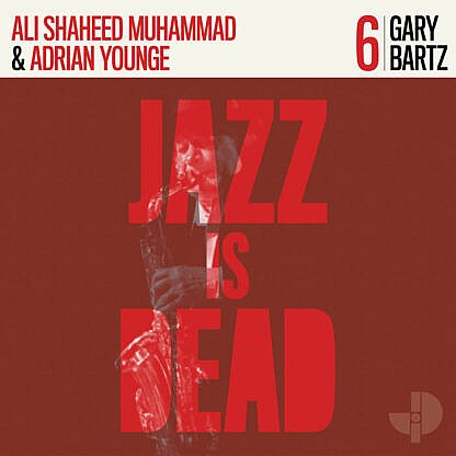 Jazz Is Dead 006 (coloured vinyl)