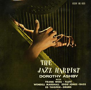 The Jazz Harpist