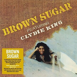 Brown Sugar featuing Clydie King