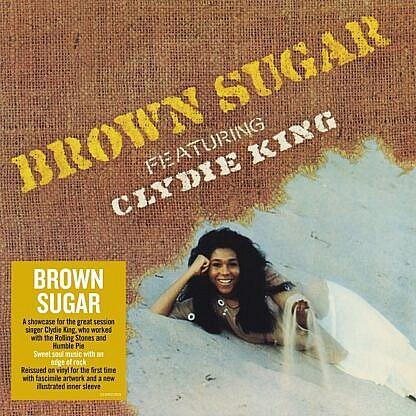 Brown Sugar featuing Clydie King