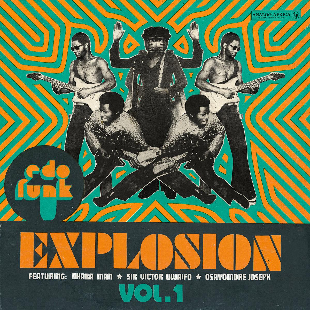 Edo Funk Explosion