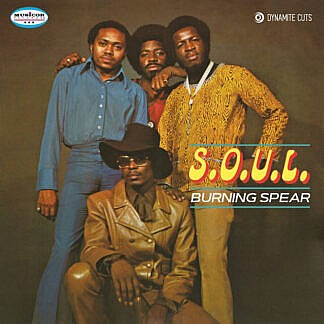 "Burning Spear (LP/7"" Version)"