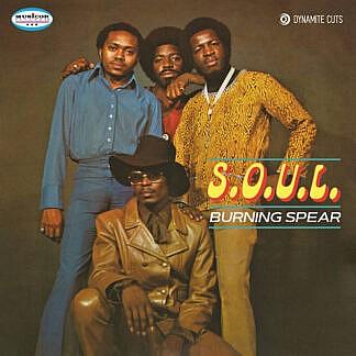 "Burning Spear (LP/7"" Version)"
