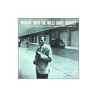 Workin with Miles Davis Quintet (coloured vinyl)