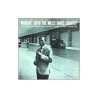 Workin with Miles Davis Quintet (coloured vinyl)
