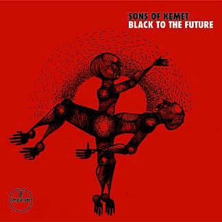 Black To The Future (Orange Vinyl)