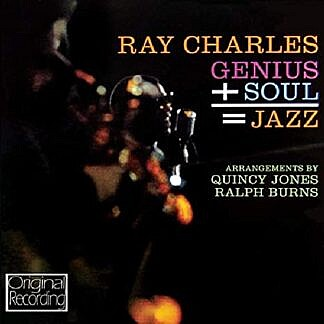Genius + Cool = Jazz (180gm analogue)