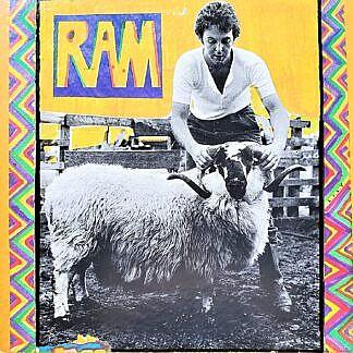 Ram 50th Anniversary Edition half Speed master