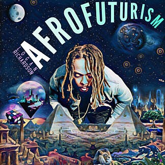 Afrofuturism (180gm Purple Splatter vinyl)