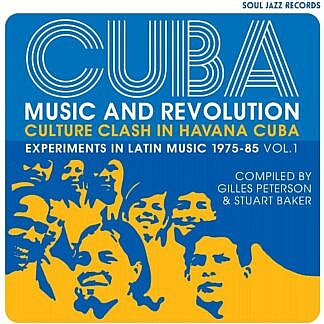 Cuba Music and Revolution Experiements IN Latin Music 1975-85 Vol 1