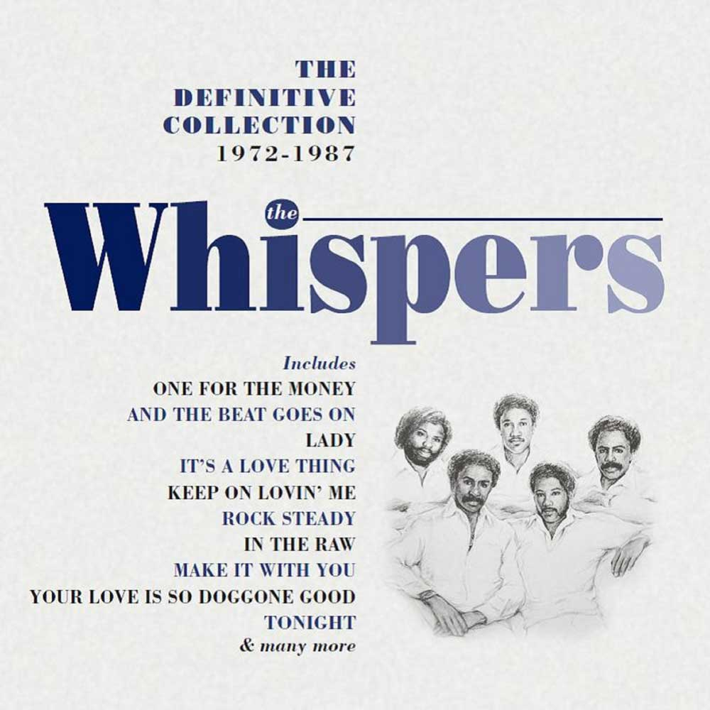 Whispers Definitive Collection 1972-198