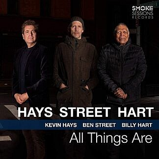All Things Are (pre-order due 2 July)