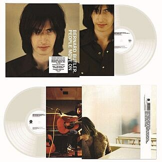 People Move On (Clear Vinyl)