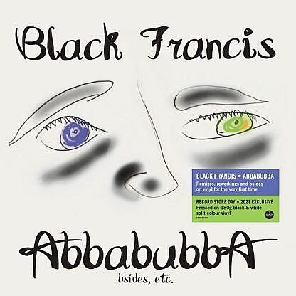 Abbabubba (Black & White Split