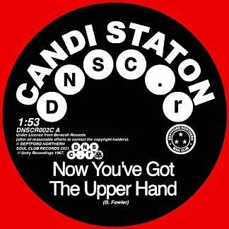 Now You've Got The Upper Hand/ You're Acting Kind Of Strange (coloured vinyl)