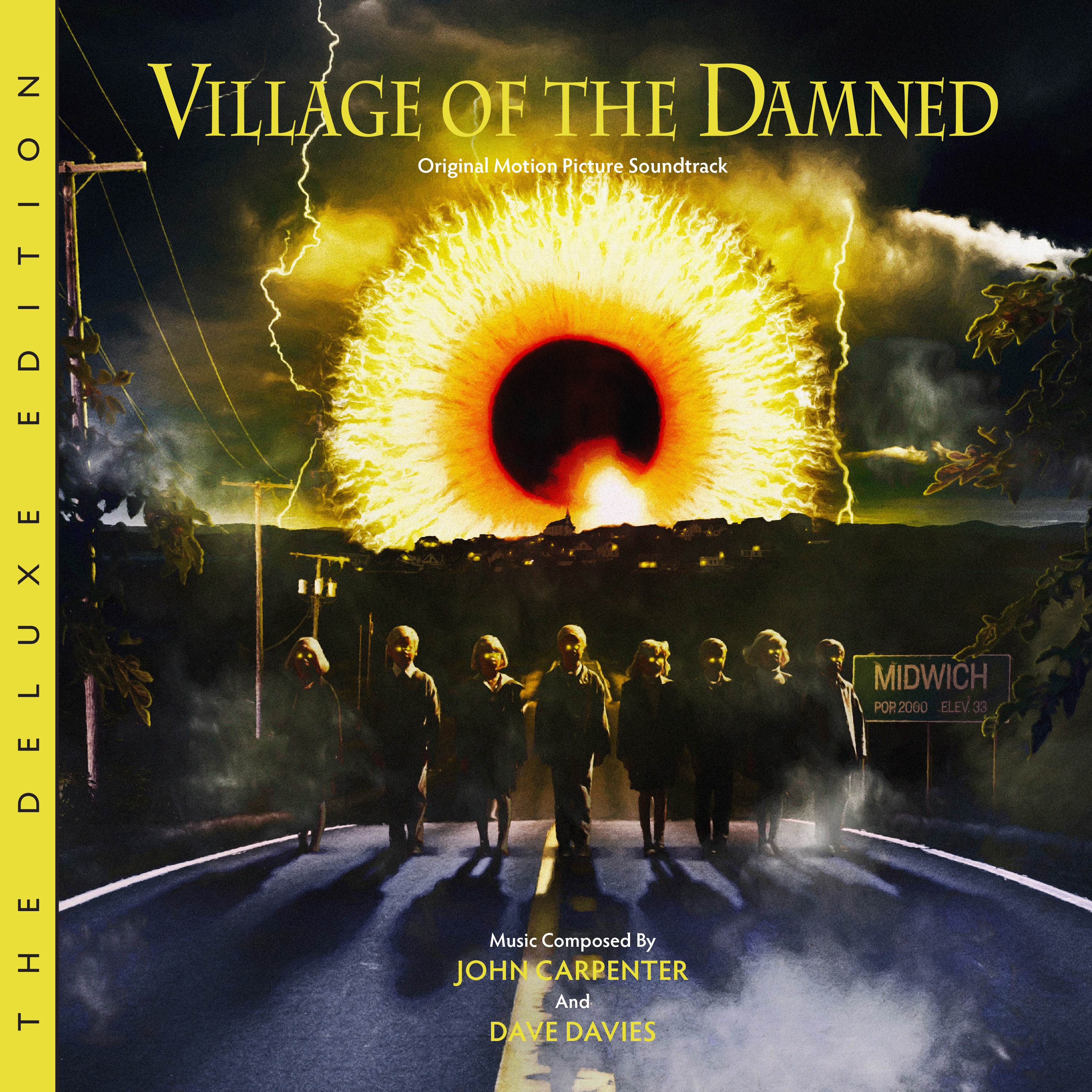 Village Of The Damned (Original Motion Picture Soundtrack) Coloured