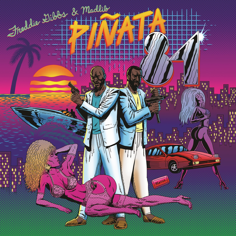 Pinata: The 1984 Version