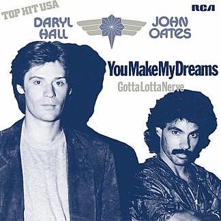 You Make My Dreams Come True / Gotta Lotta Nerve (purple vinyl)