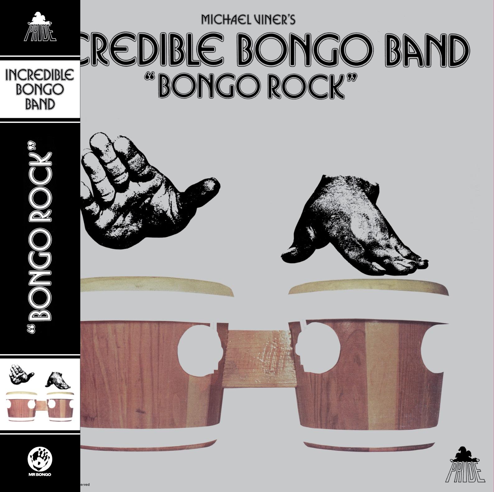 Bongo Rock (Rsd Silver Vinyl)