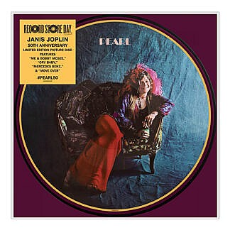 Pearl (Picture Disc)